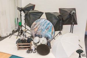 Oak Photo Studio Hire North East
