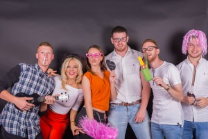 Party photobooths - North East - Durham Newcastle Sunderland Middlesbrough Teesside