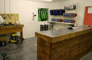 Promo shots from Habit Street Store's opening day