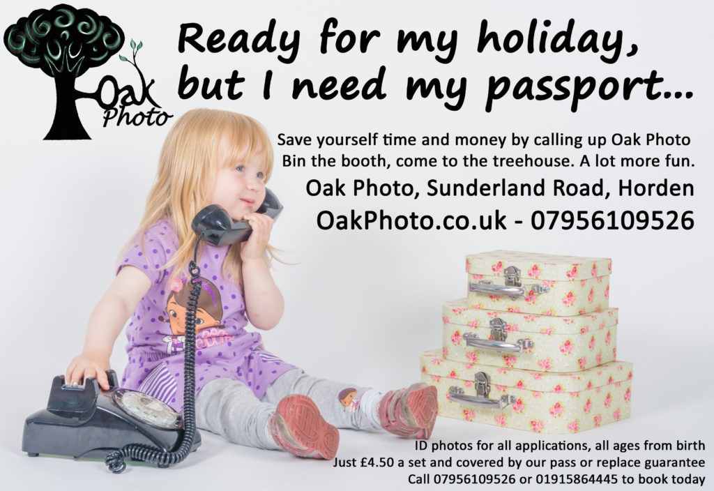 Oak Photo provide a highly recommended ID photo service for all ages and applications